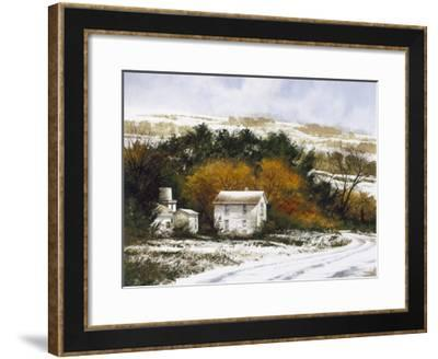 Rural Two Story-Miguel Dominguez-Framed Premium Giclee Print