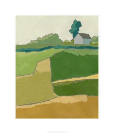 Rural Vista I-Chariklia Zarris-Limited Edition