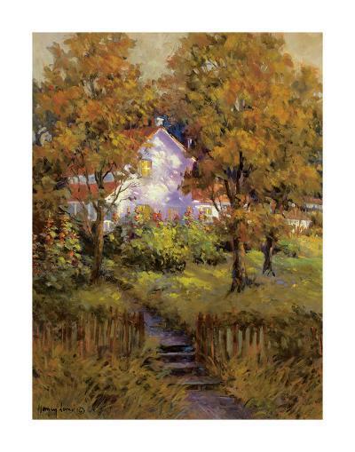 Rural Vista IV-Nancy Lund-Giclee Print