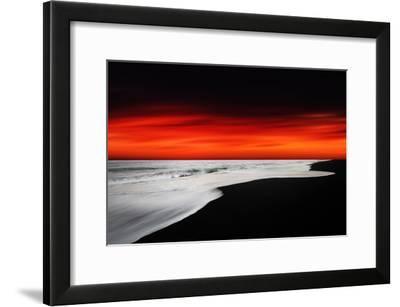 Rushing-Philippe Sainte-Laudy-Framed Photographic Print
