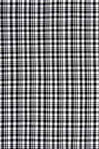 Black And White Checkered Cloth by RuslanOmega
