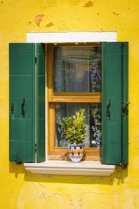 Burano, Veneto, Italy by Russ Bishop