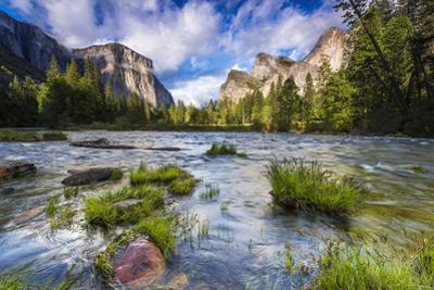Gates of the Valley, California, Usa by Russ Bishop