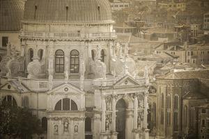 Santa Maria della Salute church, Venice, Veneto, Italy by Russ Bishop
