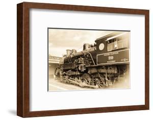 Steam Engine, Grand Canyon Railway, Williams, Arizona, Usa by Russ Bishop