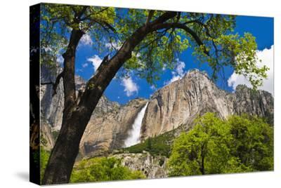 Yosemite Falls, California, Usa