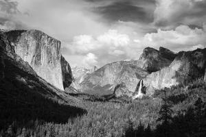 Yosemite Valley from Tunnel View, California, Usa by Russ Bishop