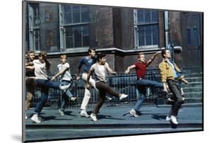 """Russ Tamblyn, Tony Mordente. """"West Side Story"""" 1961, Directed by Robert Wise"""