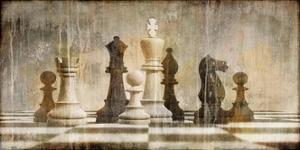 Chess by Russell Brennan