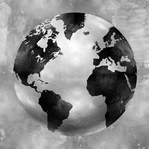 Silver Globe by Russell Brennan