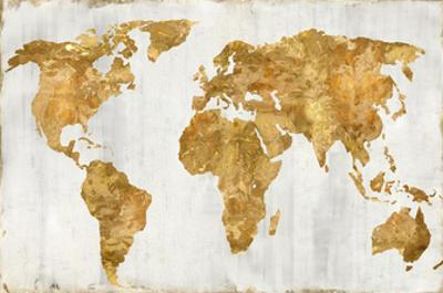 The World In Gold by Russell Brennan
