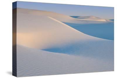 White Sands Natl Mon at Sunrise