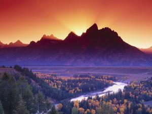 Wyoming, Grand Teton National Park by Russell Burden