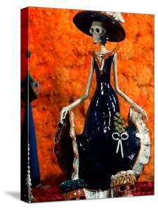 Day of the Dead Offering for Dolores Olmedo Patino, Museum of Fine Mexican Art, Mexico by Russell Gordon