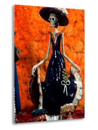 Day of the Dead Offering for Dolores Olmedo Patino, Museum of Fine Mexican Art, Mexico