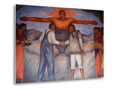 Murals by Diego Rivera, Secretary of Public Education, Mexico