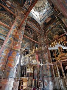 Visoki Decani Monastery, Kosovo and Metohija, Serbia by Russell Gordon