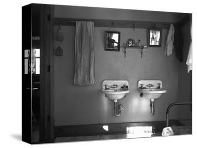 Farmhouse Washroom, 1936