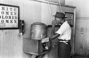 Jim Crow Laws, 1939 by Russell Lee