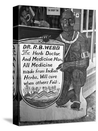 Medicine Man, 1938