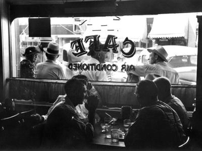 Small Town Cafe, 1941