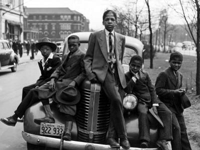 Southside Boys, Chicago, 1941