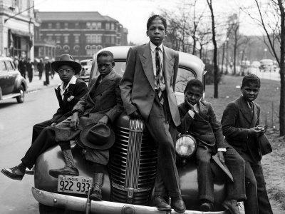 Southside Boys, Chicago, 1941