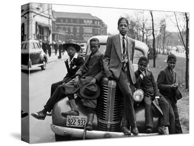 Southside Boys, Chicago, c.1941