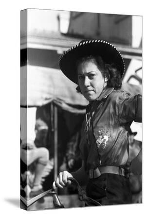 Texas: Cowgirl, 1940