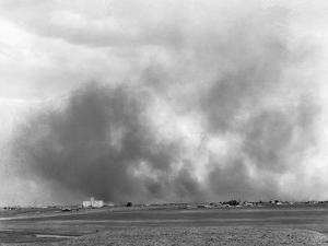 Texas Dust Storm by Russell Lee