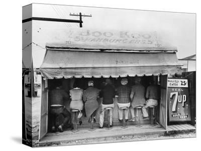 Texas: Luncheonette, 1939