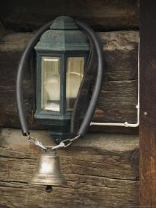 Bell at Farm near Lom, Norway by Russell Young