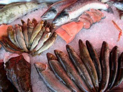 Bergen's Fish Market, Norway