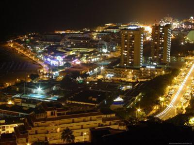 City Overlook, Tenerife, Canary Islands, Spain