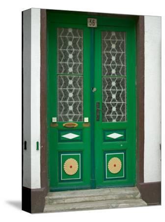 Green Door, Warnemunde, Germany