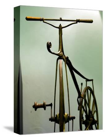 Old Bicycle, Karlovac, Croatia