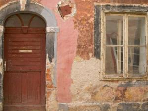Old Door, Ceske Budejovice, Czech Republic by Russell Young