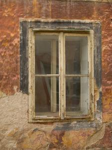 Old Window, Ceske Budejovice, Czech Republic by Russell Young