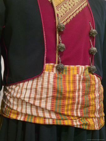 Traditional Costume, Split, Croatia