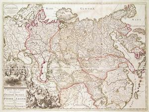 Russia, C.1725