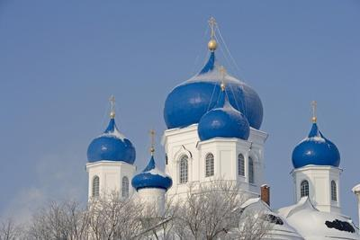 Russia, Golden Ring, Bogolyubov, Cathedral of Nativity of Virgin--Giclee Print