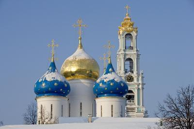 Russia, Golden Ring, Sergiev-Posad--Giclee Print