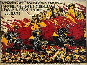 Russia: Poster, 1919