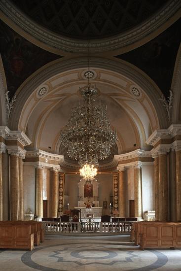 Russia, Saint Petersburg, Historic Centre, Armenian Church, Interior--Giclee Print