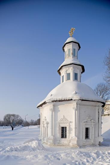 Russia, Sergiyev Posad, Trinity Monastery of St Sergius--Giclee Print