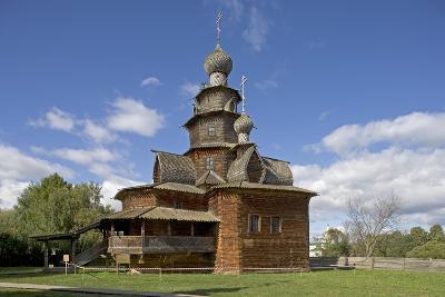Russia, Suzdal, Church of Transfiguration--Giclee Print