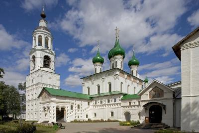 Russia, Yaroslavl, Historical Centre of City of Yaroslavl, Cathedral of Presentation--Giclee Print