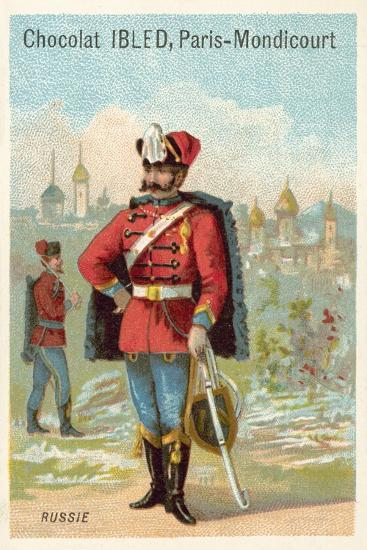 Russia--Giclee Print