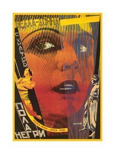 Russian Bella Donna Film Poster