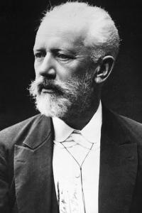 Russian Composer Tchaikovsky
